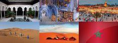 イベント&パーティー: モロッコ:色の国   モロッコは北アフリカに位置し、地中海と大西洋に囲まれています。 それはヨーロッ...