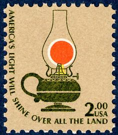 2-dollar Kerosene Table Lamp