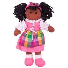 Black dolls & ethnic baby dolls from Ice Cream Toys & Books. Browse a range of multicultural dolls; includes Baby Alive, Queens of Africa and Barbie dolls. Plush Dolls, Doll Toys, Rag Dolls, Doll With Hair, Black Baby Dolls, Toy Bins, Dress Up Dolls, Baby Alive, Hand Puppets