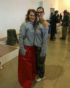 Sandra Bernhard and Jenna Lyons