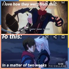 Rayla Dragon Prince, Prince Dragon, Dragon Princess, Rayla X Callum, Dragon Memes, Disney And More, Princess Of Power, Lost City, Kids Shows