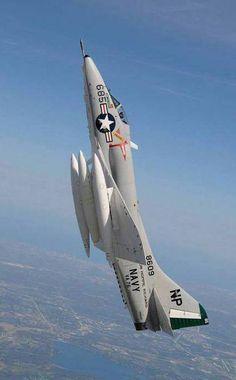 Douglas A-4 Skyhawk; I would love to have a second-hand Skyhawk