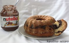 karolina-azzaro: Bábovka s Nutellou