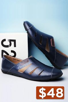 online store 0f921 b937c Shoes - Summer Casual Breathable Driving Men s Loafers