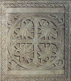 Stone Carving, Wood Carving, Horror Vacui, Art Nouveau Tiles, Byzantine Art, Roman Art, Architectural Elements, Wood Paneling, Ciel