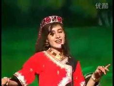 موسیقی تاجیکان/پارسیان- چین- چشم خماری Tajik/Persian Music- China