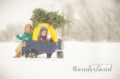 This may be one of the cutest holiday photos I have ever seen! I so want to recreate this before my boys get too big!!! Thanks for the inspiration Munchkins and Mohawks Photography!!