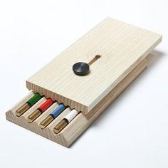 Pencil case by Tomáš Král and Camille Blin