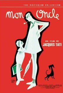 Mon Oncle. Cute comedy fun with aural and visual cinematic delights! Probably best production design in history.