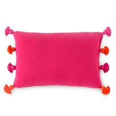 """Shiraleah Veda Decorative Pillow, 16"""" x 24"""""""