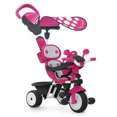 Smoby Baby Driver Confort in Pink - Trike - http://www.anrdoezrs.net/links/8279980/type/dlg/http://www.toysrus.co.uk/toys/smoby-baby-driver-confort-in-pink/TRUP191430001