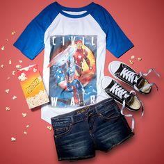 Superhero status | rue21