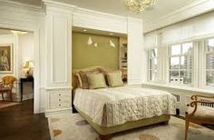 Image result for bed in an alcove