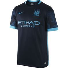 Nike Manchester City Away Stadium Jersey 15/16