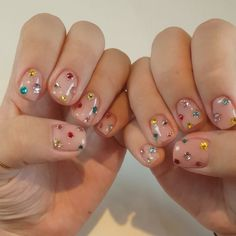 50 Trendy Fall Nail Art Design For 2019 These trendy Nail Designs ideas would gain you amazing compliments. Check out our gallery for more ideas these are trendy this year. Orange Nail Designs, Fall Nail Art Designs, Minimalist Nails, Trendy Nails, Cute Nails, Hair And Nails, My Nails, Gelish Nails, Nail Manicure