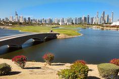 Montgomerie Dubai Golf Course