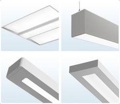 Elliptipar Asymmetric Reflector Wall Wash Lighting