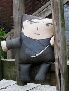 BBC Sherlock Plush