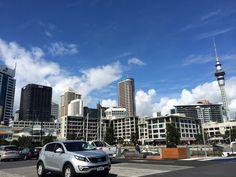 Auckland CBD, New Zealand