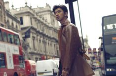 BOLIN CHEN FOR THE SEPTEMBER 2013 ISSUE OF GQ TAIWAN