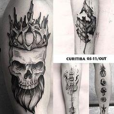 Nosso grande artista @marcelozissu estará tatuando em Curitiba de 5 à 11 de outubro.Aproveitem!! #king7tattoo #Kingseventattoo #Copacabana #Barra #Thinkblack #Blackwork #electricink #Mboah #Stenciltransfermboah#daquelalaia #Umatatuagemnuncateabandona