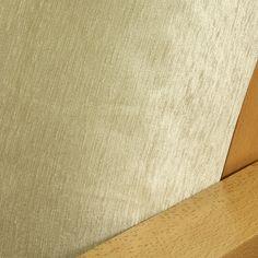 Chenille Ivory Futon Cover