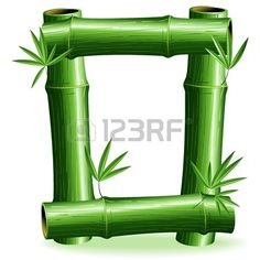 Bamboo Logo Brief Sign O photo
