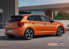 Volkswagen Polo 2018 terá quatro airbags de série no Brasil, segundo site - Notícias Automotivas