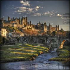 Carcassone, France- so much history and mystery.