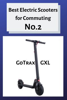 The GoTrax GXL is a cheap alternative to the Xiaomi It's good enough to have made my top 10 list of the best electric scooters for commuting. Read my full article below. Cheap Electric Scooters, Best Electric Scooter, Electric Motor, Tubeless Tyre, Kick Scooter, Motor Scooters, Outdoor Power Equipment, Alternative, Top