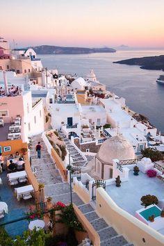 grafika Greece, travel, and summer