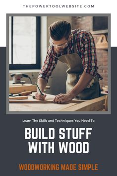 Beginner-focused woodworking techniques, tips, and projects. Learn how to build stuff with wood. Techniques Techniques easy Techniques tips Techniques tools Techniques tutorials Wood Projects That Sell, Small Woodworking Projects, Easy Wood Projects, Woodworking Joints, Learn Woodworking, Woodworking Techniques, Woodworking Wood, Diy Your Furniture, Wood Furniture