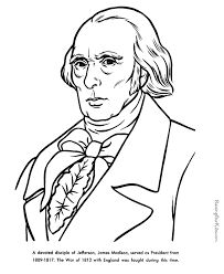 James Alexander Coloring Book Lovely James Madison Facts and Pictures Online Coloring Pages, Coloring Pages To Print, Coloring Pages For Kids, Kids Coloring, Anatomy Coloring Book, Coloring Books, James Madison Facts, President Facts, Postcard Book