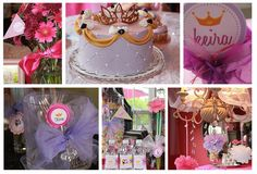 rapunzel party ideas