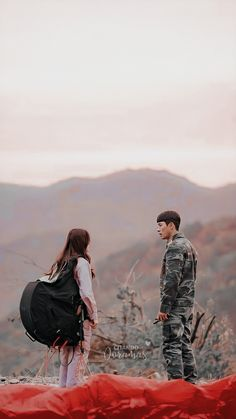 Kdrama, Hyun Bin, Drama Korea, Korean Drama, Korean Couple Photoshoot, Gu Family Books, Cool Fire Pits, Airplane Photography, Park Bo Young