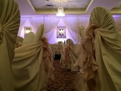 Wedding Rentals Edmonton