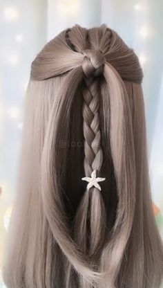 Long Box Braids: 67 Hairstyles To Upgrade Your Box Braids - Hairstyles Trends Box Braids Hairstyles, Vintage Hairstyles, Cute Hairstyles, Short Hair Styles Easy, Medium Hair Styles, Natural Hair Styles, Short Grunge Hair, Historical Hairstyles, Breaking Hair