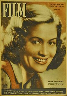 Magazine Covers, Mona Lisa, Film, Nostalgia, Actresses, Movie Posters, Movies, Polish, Portraits