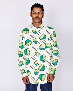 Lazy Oaf Kiwi Shirt
