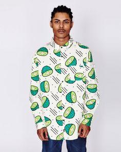Lazy Oaf Kiwi Shirt