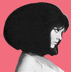60s inspired hairstyles with links to tutorials. learn how to create a perfect beehive, that Bridgitte Bardot pouf, and a fake bob(even if you have long hair!)