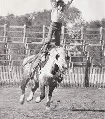 I want to go horseback riding, for real, not that someone walking you or you're attached to a rope going in a circle crap