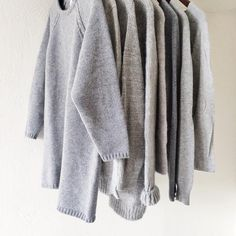 "Lene Risvik Johannessen on Instagram: ""I think I went slightly overboard on the gray knits this season"""