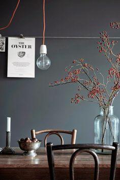 Estilo escandinavo en gris   Decorar tu casa es facilisimo.com