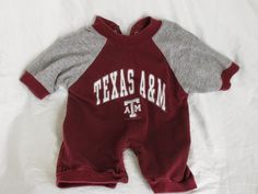 Sport Fanatic Baby Clothes - Family History in Photographs