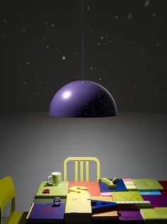 "Lamp ""Starry Light"""