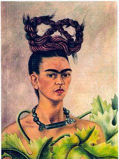 autoportrait, journal, extrait, biographie artiste, Frida Kahlo, Diego Rivera, Surréalistes, peintre méxicain
