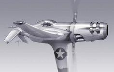 Dieselpunk: plane