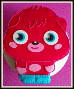 Moshi Monster Cake Poppet
