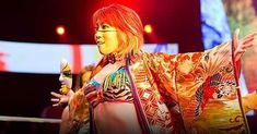 My pick to win the First Ever Women's Royal Rumble match. From The Land Of The Rising Sun. The Empress of Tommorow Asuka